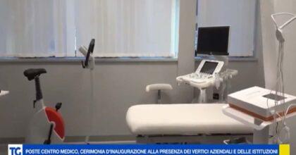 Poste Centro Medico, il primo centro medico d'eccellenza dedicato ai dipendenti di Poste VIDEO