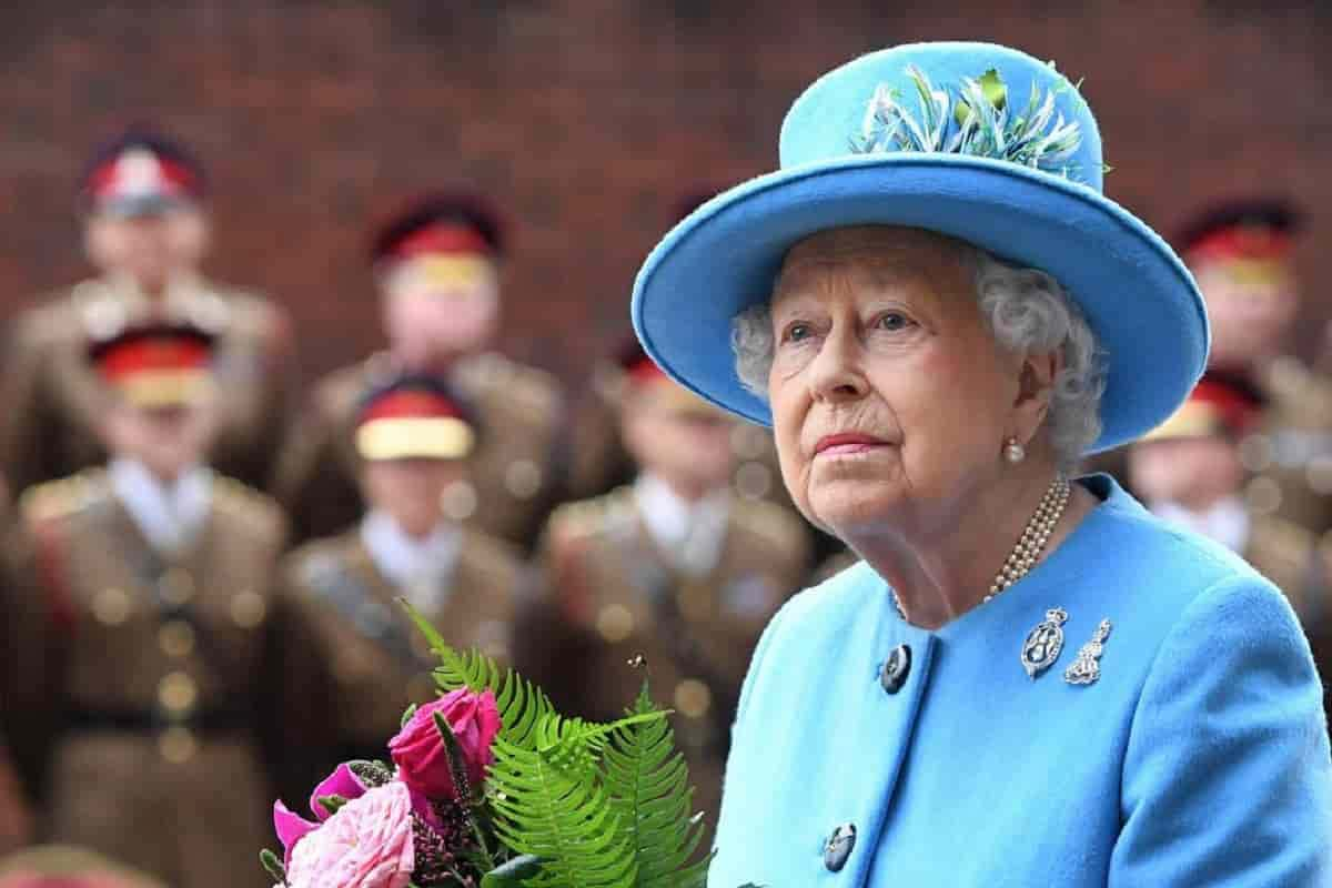Regina Elisabetta dorgi