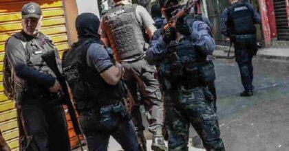 Rio de Janeiro, favela Jacarezinho: blitz della Polizia, sparatoria coi narcos, almeno 25 morti