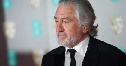 Robert De Niro gamba