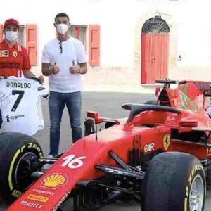 Cristiano Ronaldo si regala una Ferrari Monza SP2, elenco delle sue auto di lusso (inclusa la Bugatti La Voiture Noire da 11 milioni di euro)