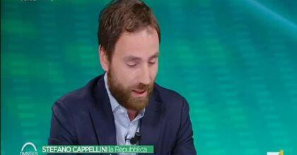 Stefano Cappellini chi è: altezza, carriera, moglie, figli, PiazzaPulita
