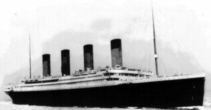 Titanic, spunta biglietto datato 13 aprile 1912: sarebbe stato lanciato dal ponte poco prima che la nave affondasse