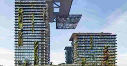 Urbanistica sostenibile: grattacieli nel bosco, anzi no, il contrario!