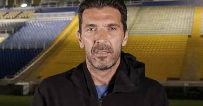 """Buffon, ufficiale il suo ritorno al Parma. L'annuncio della società con un video sui social: """"Ok Kyle, i'm in"""""""