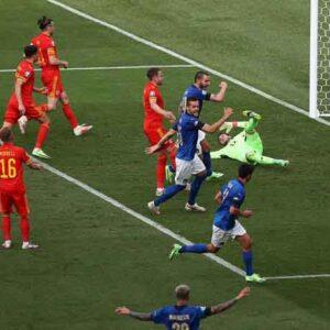 Italia-Galles (1-0) le pagelle: azzurri primi nel girone, agli ottavi Austria o Ucraina