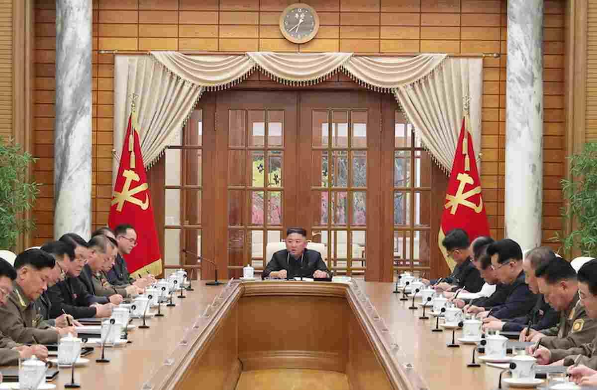 Corea del Nord Kim come sta