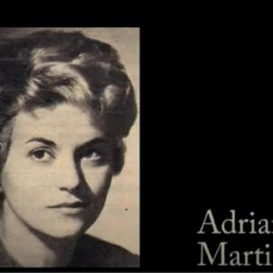 adriana martino, chi è
