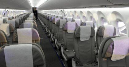 Aerei, le compagnie aumentano i prezzi della scelta del sedile (fino a 109 euro)
