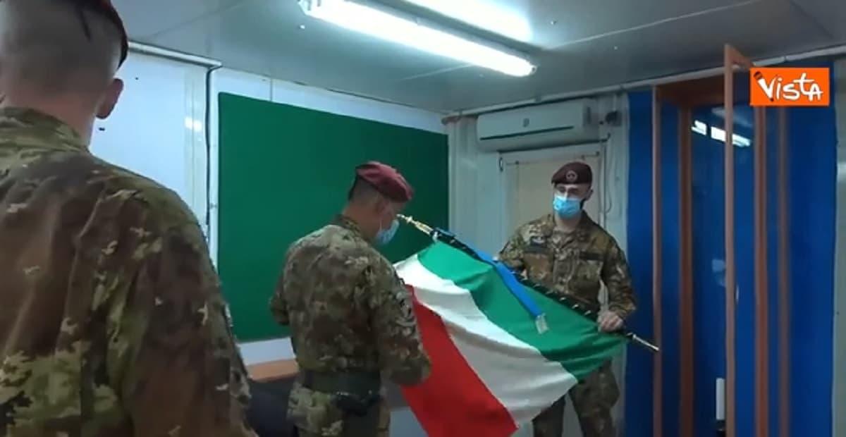 Afghanistan, conclusa ufficialmente la missione italiana: rientra anche l'ultimo militare VIDEO