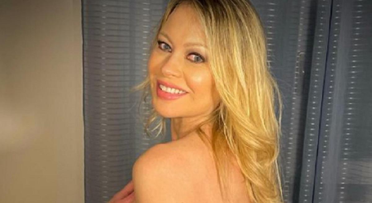 Anna Falchi chi è, età, dove e quando è nata, marito, figli, vita privata, Max Biaggi, Ricucci