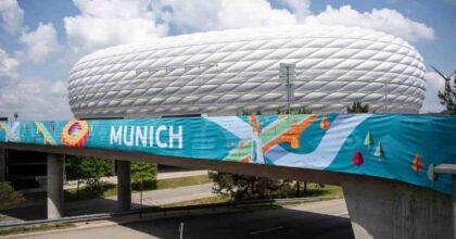"""Uefa, no allo stadio arcobaleno per Germania-Ungheria. Berlino si indigna, l'Ue: """"La decisione non ci riguarda"""""""