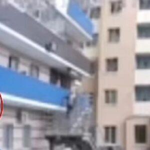 balcone figlia russia