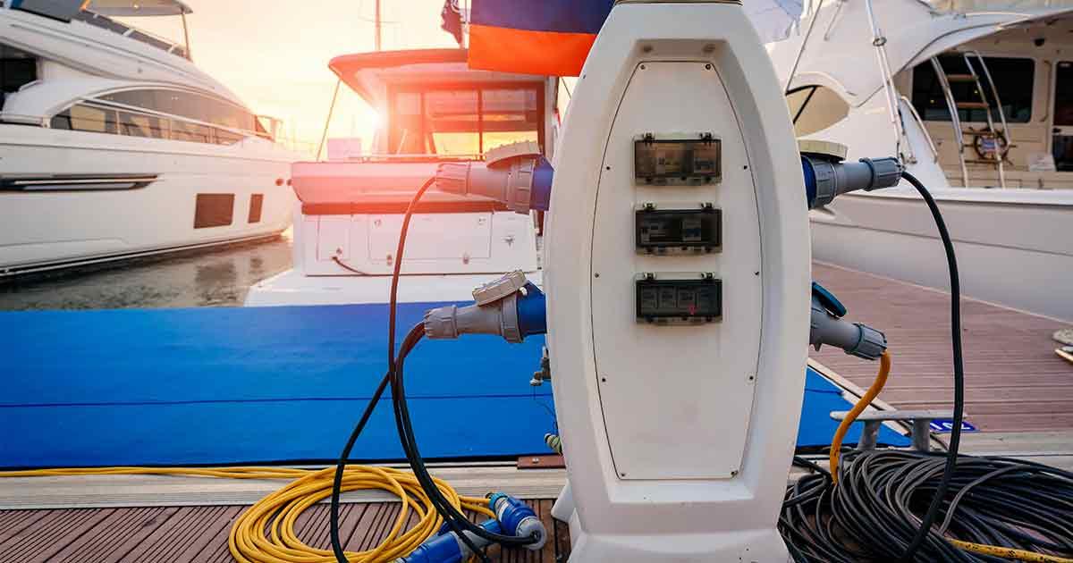 imbarcazioni elettriche