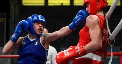 Boxe italiana, solo donne a Tokyo, 4 moschettiere del nostro pugilato: Sorrentino, Carini, Testa (nella foto), Nicoli