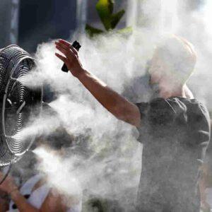 Caldo record in Canada: temperature fino a 49 gradi nella zona di Vancouver, decine di morti