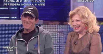 Ciro De Lollis chi è: età, madre Sandra Milo, moglie Vanessa, figlio Flavio, scherzo incidente, vita privata