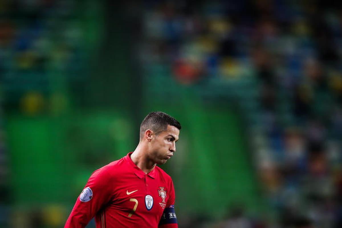 Cristiano Ronaldo Juventus addio
