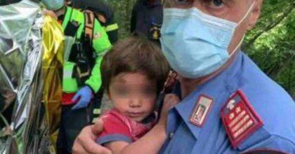 Danilo Ciccarelli, il carabiniere che si è calato nella scarpata per salvare il piccolo Nicola al Mugello