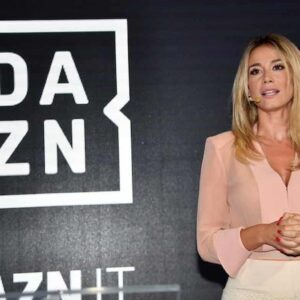 Diletta Leotta lascia DAZN
