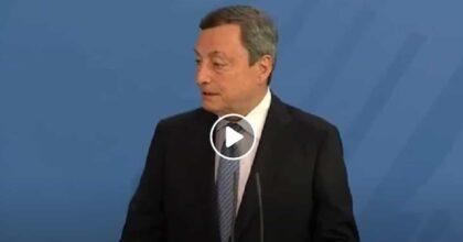 Draghi non vuole la finale degli Europei a Wembley: la variante Roma contro la variante Delta VIDEO