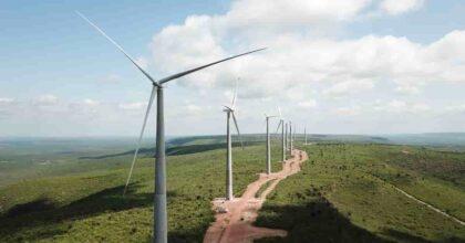 Enel Green Power, parco eolico in Brasile a Lagoa dos Ventos: il più grande del Sudamerica