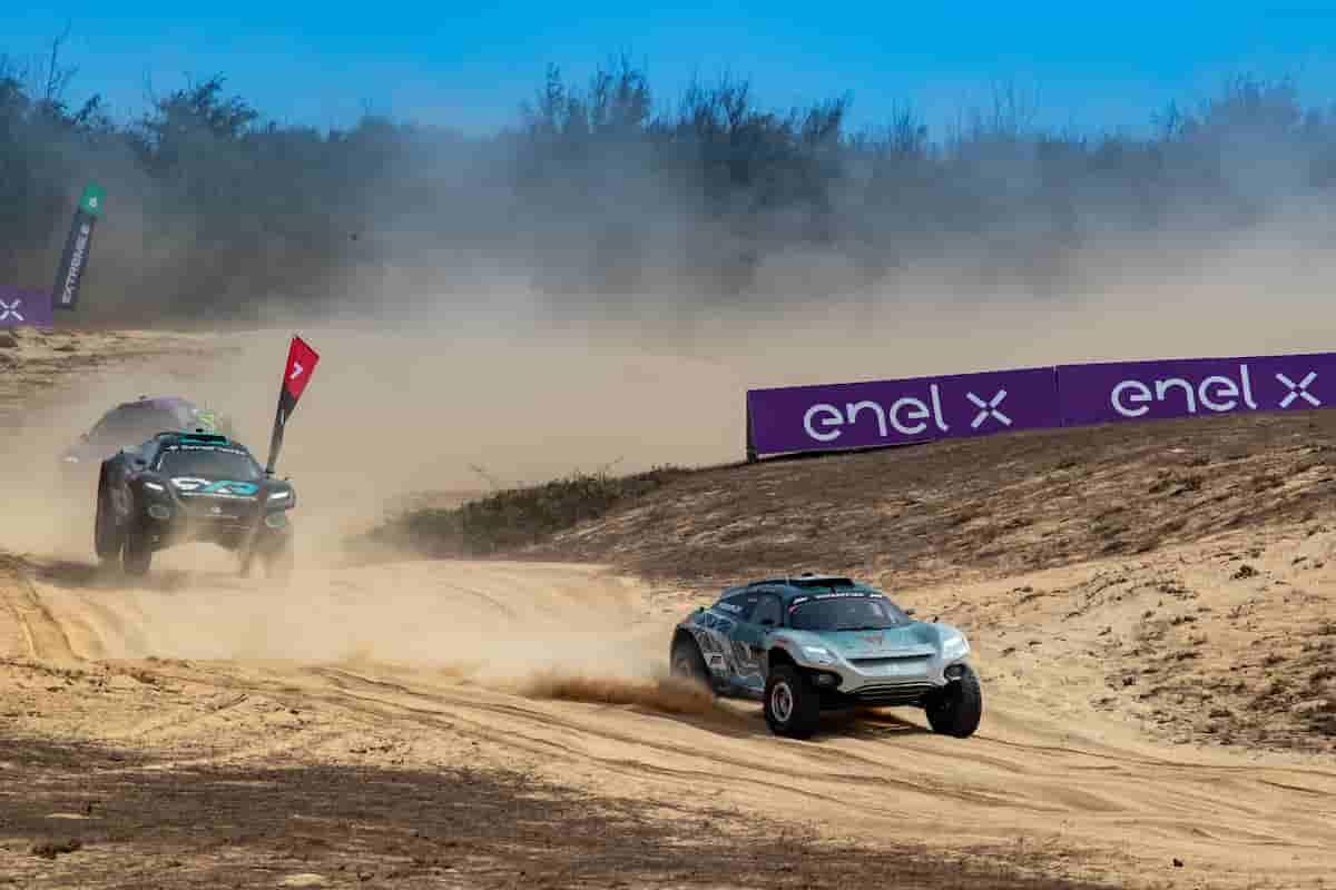 Enel X partner di Extreme E per alimentare il Suv elettrico delle corse automobilistiche