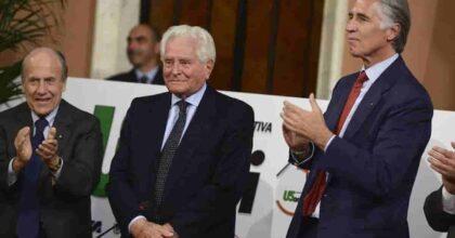 Giampiero Boniperti morto a quasi 93 anni: insufficienza cardiaca per l'ex presidente della Juve