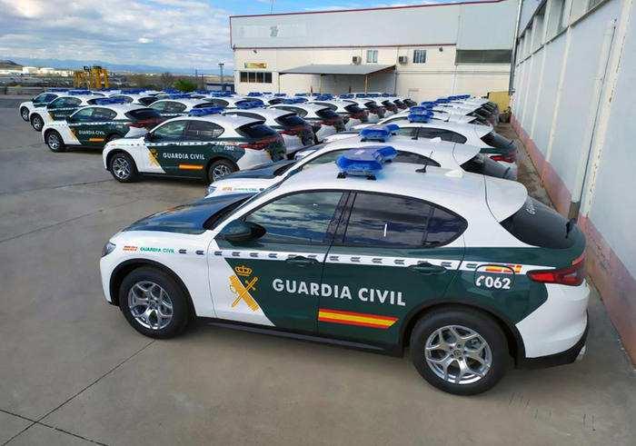 guardia civile spagna