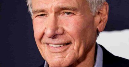 Harrison Ford si fa male alla spalla sul set di Indiana Jones 5: stava girando una scena di lotta