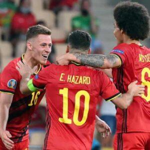 De Bruyne e Hazard giocano contro l'Italia? Il primo forse sì, il secondo al 50%