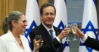 Israele Isaac Herzog