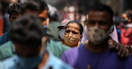 india, coronavirus foto ansa