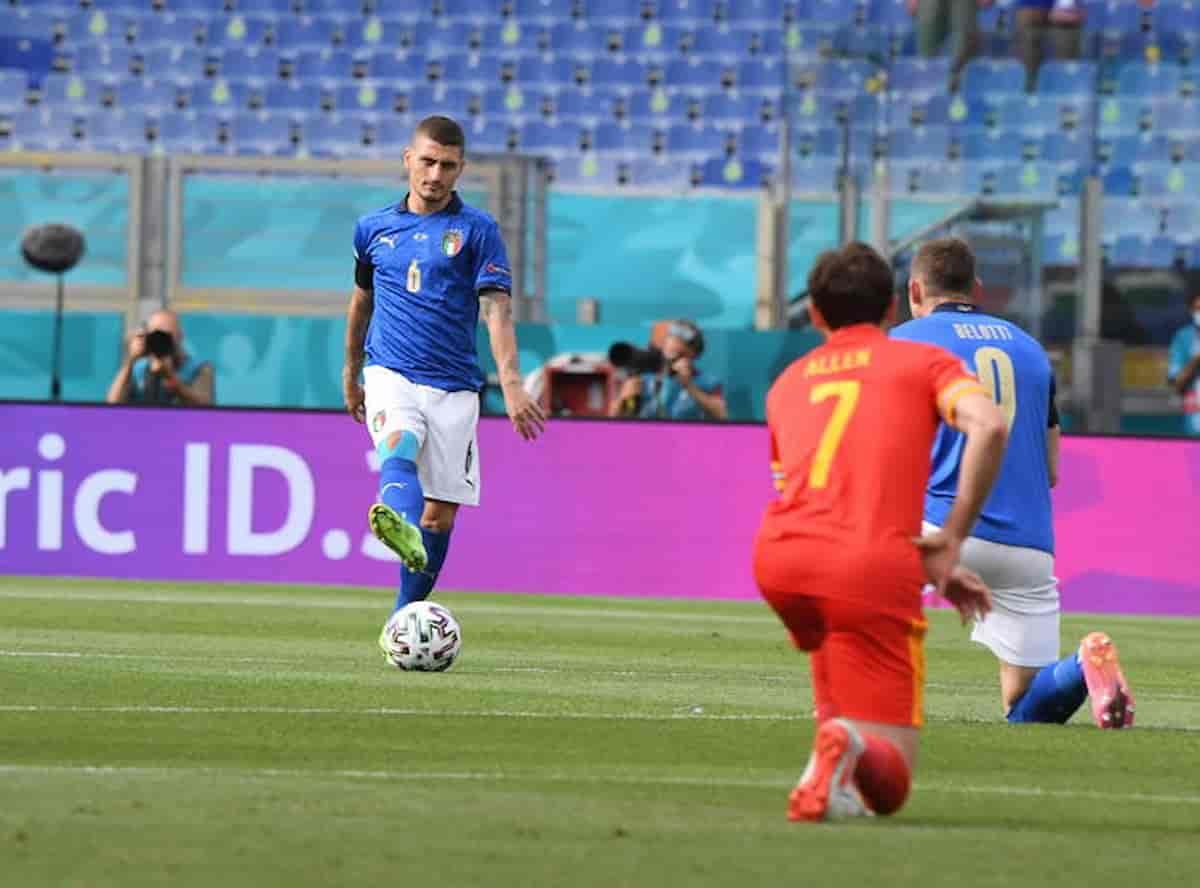 Euro 2020 azzurri non si inginocchiano