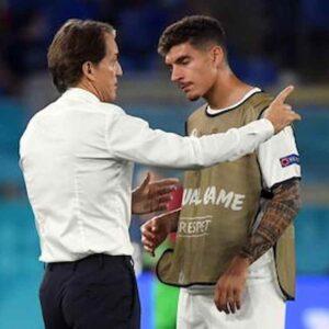 Euro 2020, Italia-Svizzera in campo. Le formazioni ufficiali, Di Lorenzo al posto di Florenzi