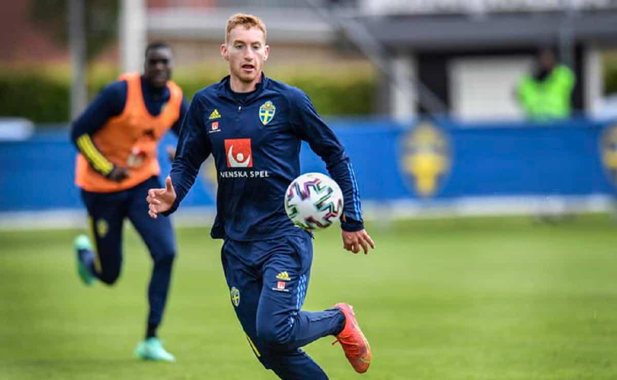 Euro 2020, Kulusevski e Svanberg positivi al Covid dopo Busquets. Svezia-Spagna sarà focolaio?