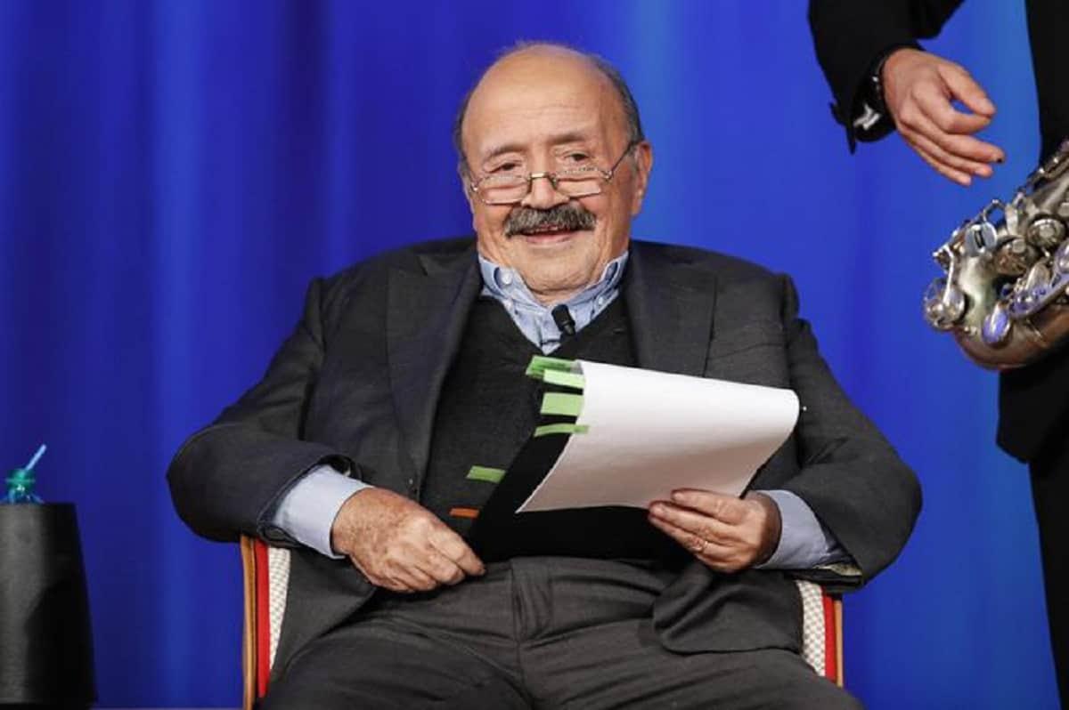 Maurizio Costanzo alla Roma come consulente comunicazione. Un omonimo? No, è proprio lui
