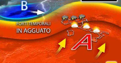 Meteo weekend 26-27 giugno: caldo torrido senza fine, bollino rosso in 4 città