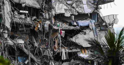Miami, crolla un palazzo di 12 piani: ci sono 100 dispersi, difficile trovarli ancora vivi VIDEO