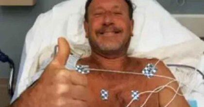Michael Packard, il pescatore inghiottito dalla balena è sopravvissuto a un incidente aereo nel 2001