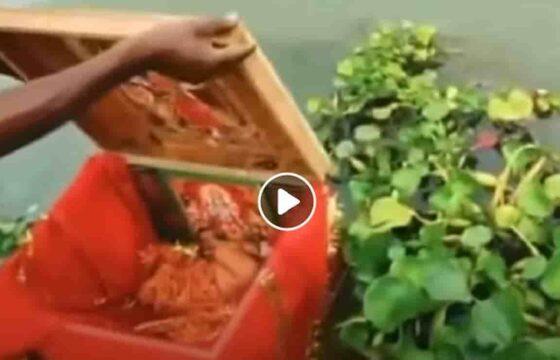 Fiume Gange, neonata alla deriva in una scatola con nome e data di nascita: la salva un barcaiolo