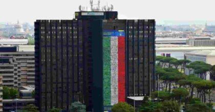#Posteitaliani, 1200 volti dei dipendenti di Poste Italiane per sostenere la Nazionale