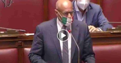 """Rampelli contro Draghi: """"Lei presidente Consiglio italiano, non commissario Ue"""" VIDEO Il premier replica"""