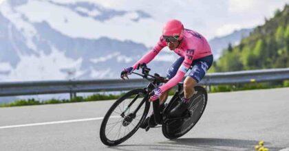 Giro della Svizzera, penultima tappa: vince il colombiano Uran, primo in classifica Carapaz, domenica finale