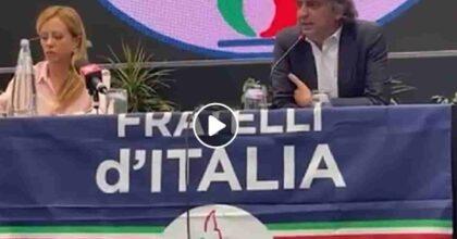 Federico Sboarina in Fratelli d'Italia: anche il sindaco di Verona nella corte della Meloni VIDEO