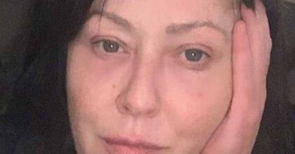 """Shannen Doherty, il ritorno del cancro e il post senza trucco: """"Basta foto finte, il mio viso riflette la mia vita"""""""