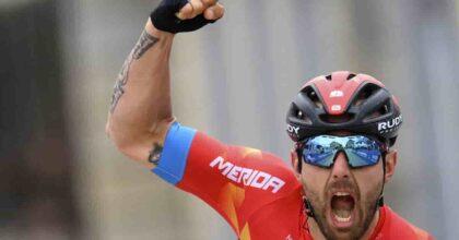 Ciclismo, Sonny Colbrelli è campione d'Italia. Porterà il tricolore al Tour de France al via sabato prossimo