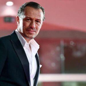 Stefano Accorsi, foto ansa