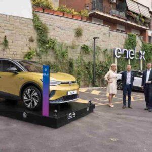 Enel X Volkswagen