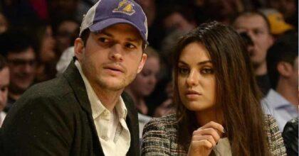 "Ashton Kutcher e Mila Kunis rivelano: ""Laviamo i nostri figli solo se necessario"""